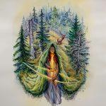 Devana - Ochrankyňa lesa